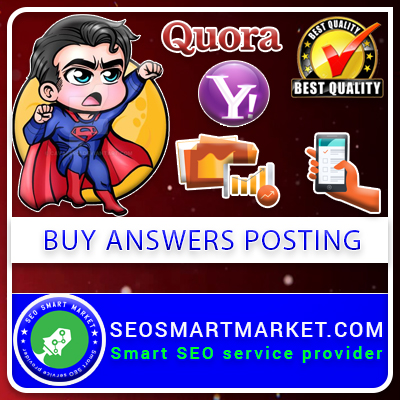 Buy Answer Posting