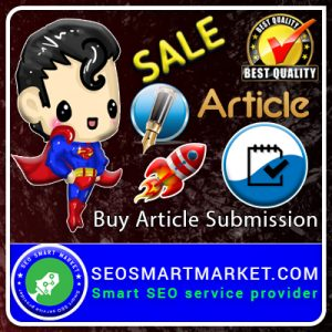 Buy Article Submission