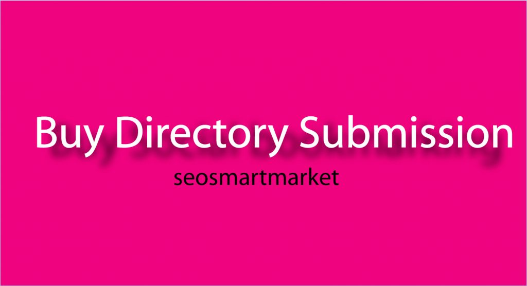 Buy Directory Submission Cheap