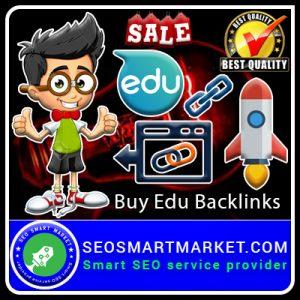 Buy Edu Backlinks